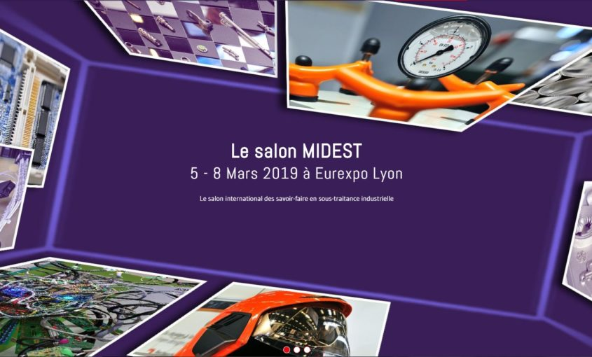 MIDEST 2019, le salon international de la sous-traitance industrielle