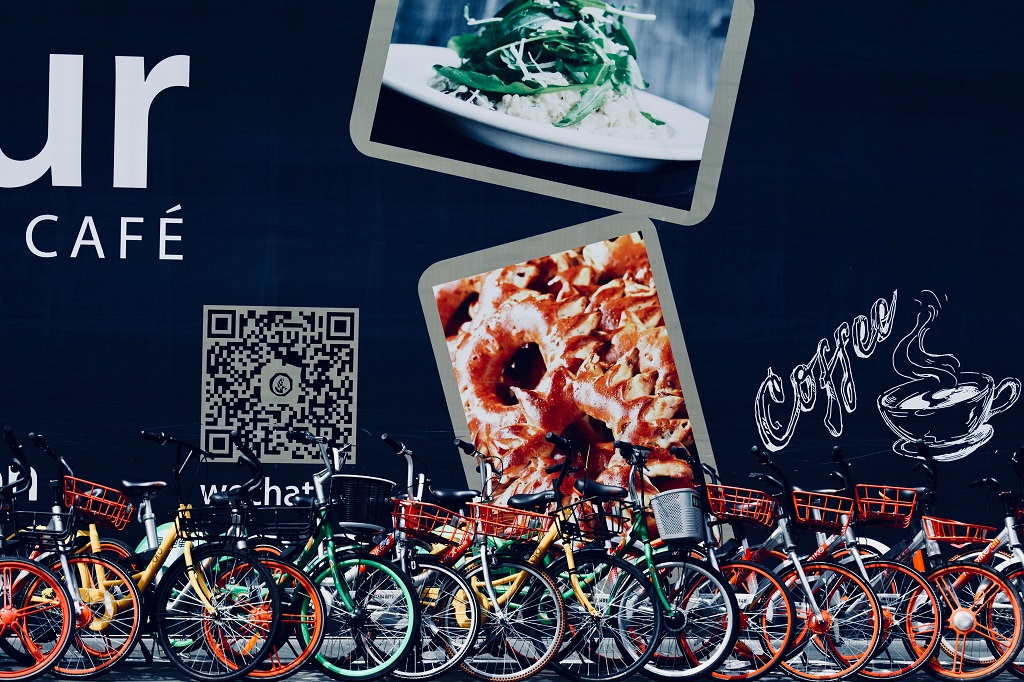 qr code publicite marketing