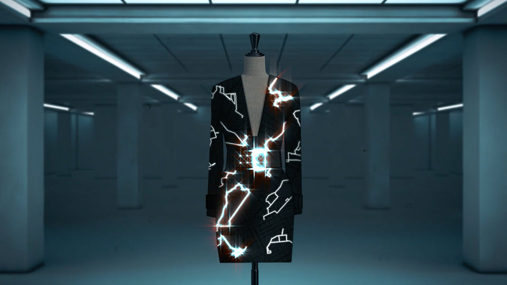 data dress google et hm coded couture