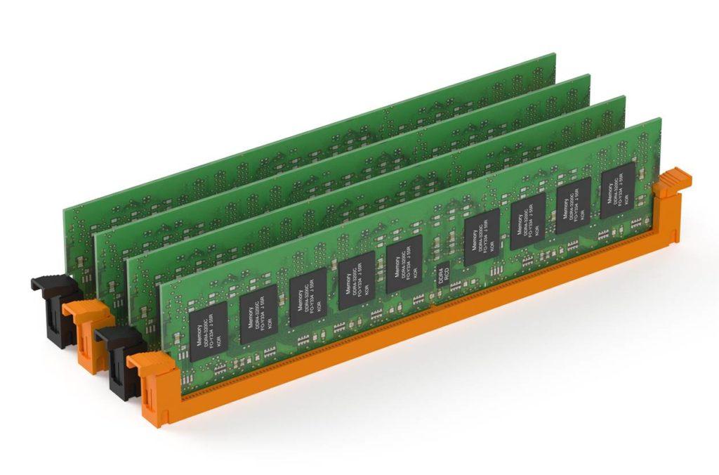Les prix de la DDR4 baissent !