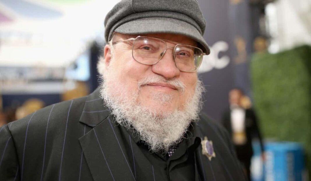 George R.R. Martin hará una nueva serie de fantasía para HBO